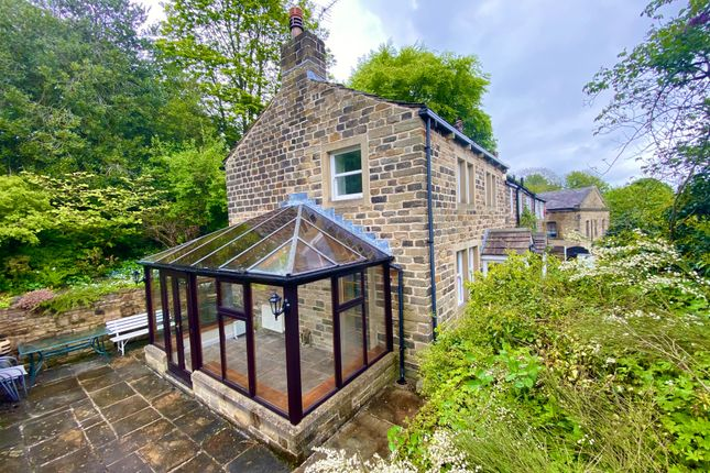 Thumbnail End terrace house for sale in Padgum, Off Browgate, Baildon