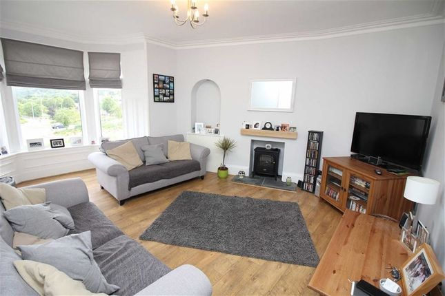 Thumbnail Flat for sale in Dovemount Place, Hawick