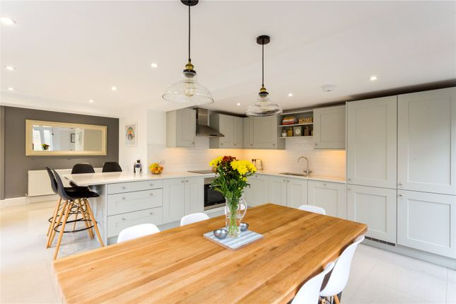 Semi-detached house for sale in Stane Street Cottages, Rowhook Road, Rowhook, Horsham