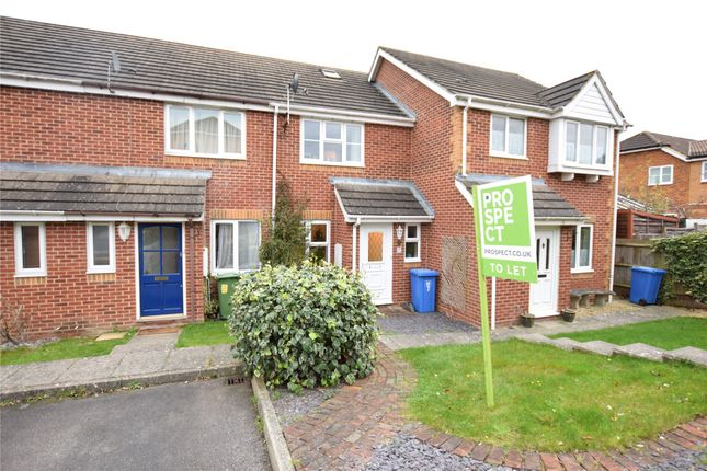 Thumbnail Terraced house to rent in Munday Court, Binfield, Berkshire