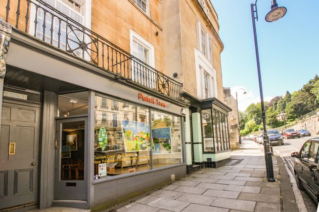 Thumbnail Flat for sale in Cleveland Terrace, Bath
