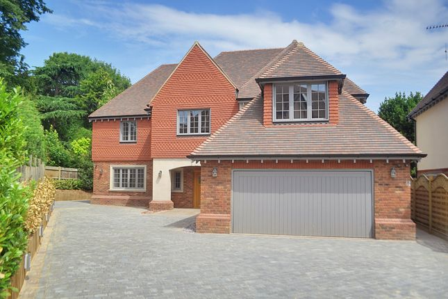 Thumbnail Detached house for sale in The Drive, Chislehurst, Kent