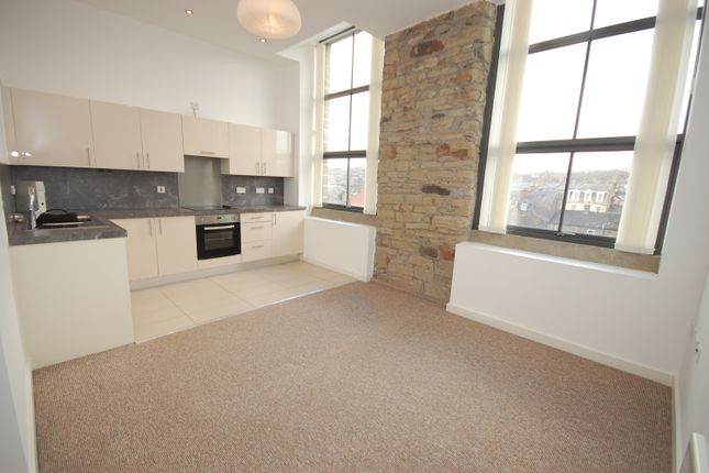 Thumbnail Flat for sale in Victoria Street, Glossop