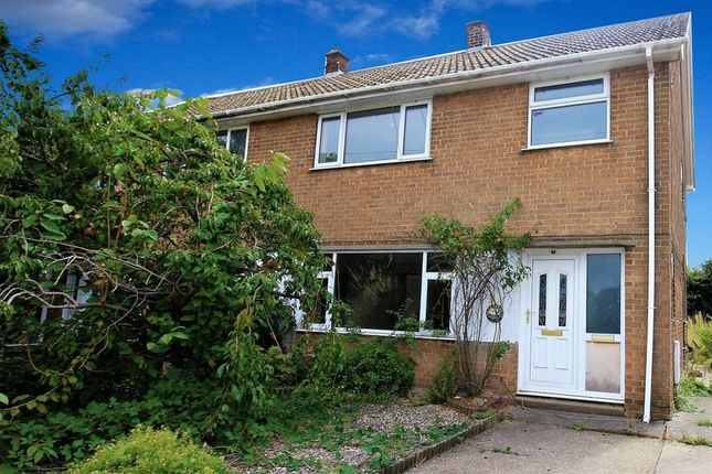 Thumbnail Semi-detached house for sale in Manor Close, Walesby, Newark