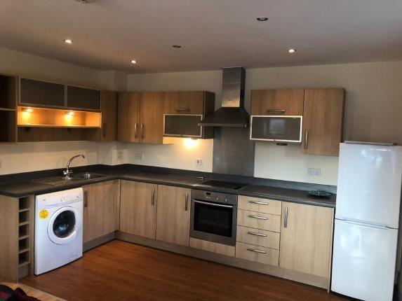 Kitchen Area of Centro West, Searl Street, Derby, Derbyshire DE1