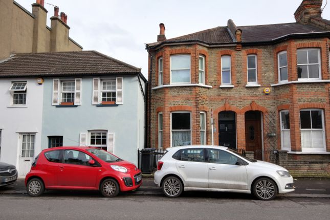 Thumbnail End terrace house for sale in Hoppers Road, Winchmore Hill