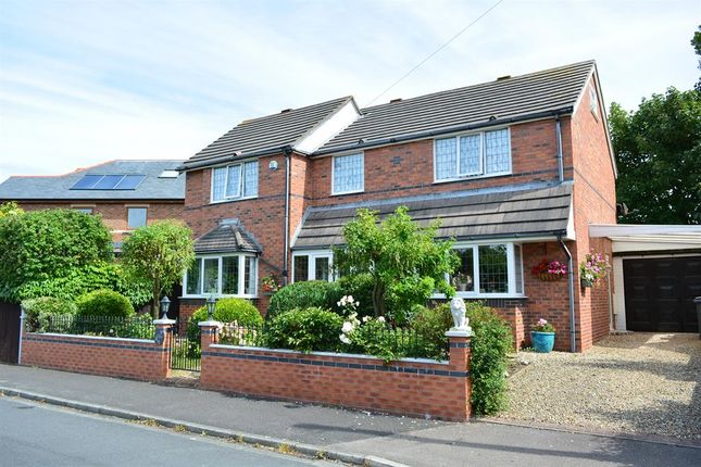 Thumbnail Detached house for sale in Roundhay, Blackpool