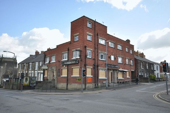 Thumbnail Pub/bar to let in Church Street, Wombwell, Barnsley