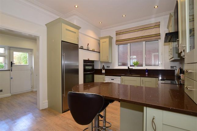 Thumbnail Detached house for sale in Summerhill Road, Dartford, Kent