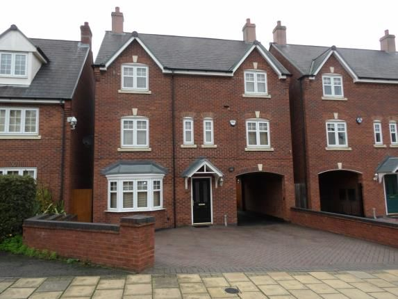 Thumbnail Detached house for sale in Cardinal Close, Birmingham, West Midlands
