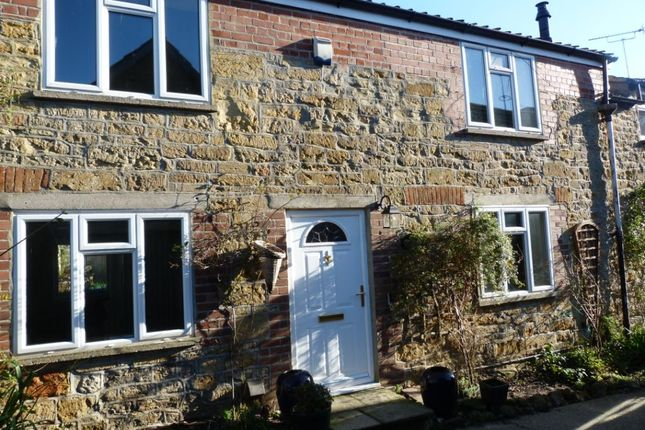 Thumbnail Terraced house to rent in West Street, Hinton St. George, Somerset
