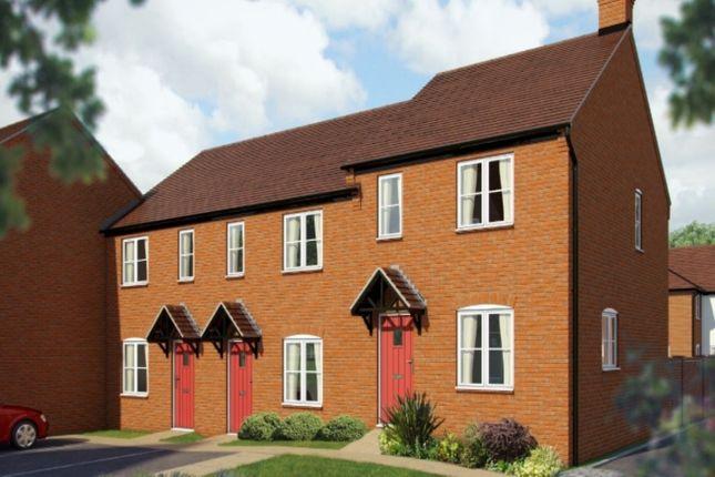 2 bed terraced house for sale in Hornbeam Walk, Congleton