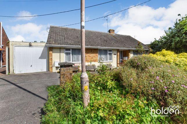 Thumbnail Detached bungalow for sale in Broad Street Green Road, Heybridge, Maldon