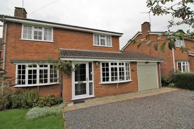 Thumbnail Detached house for sale in Hawthorn Close, Market Deeping, Peterborough