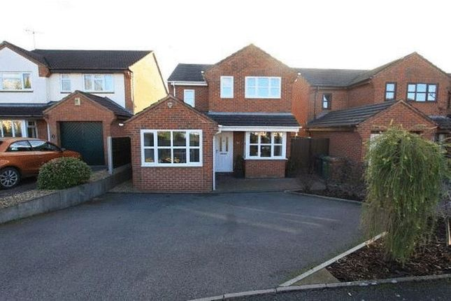 Thumbnail Detached house for sale in Elmside, Evesham