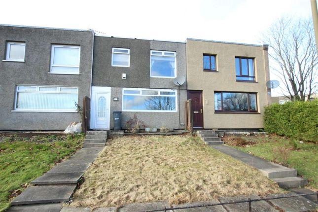 Thumbnail Terraced house for sale in Carledubs Crescent, Uphall, Broxburn