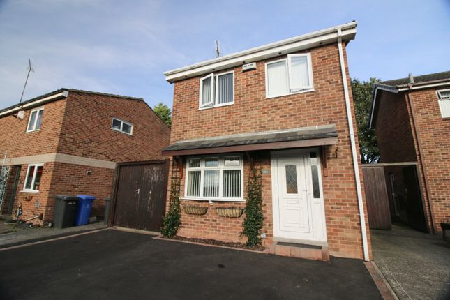 Thumbnail Detached house to rent in Sinfin Avenue, Shelton Lock, Derby
