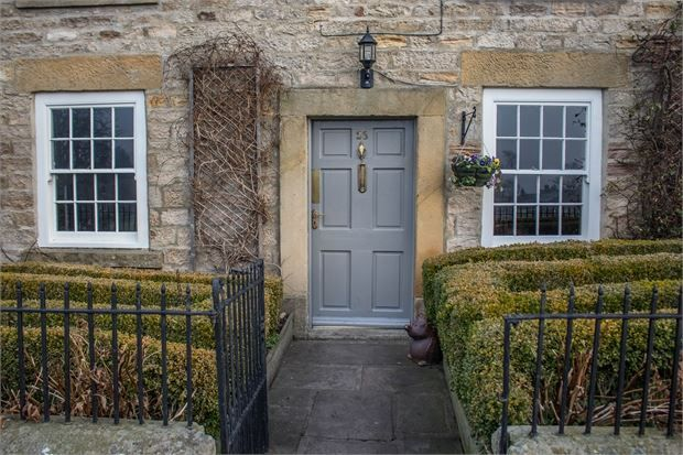 Thumbnail Terraced house for sale in Ravensworth, Richmond