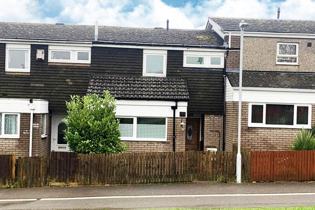 Thumbnail Terraced house to rent in Woodrows, Telford