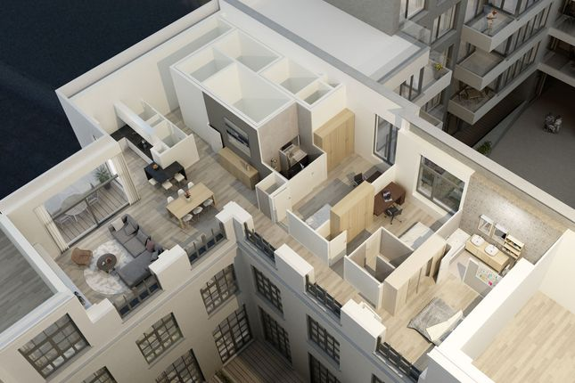Thumbnail Apartment for sale in Saint-Gilles, Brussels, Belgium
