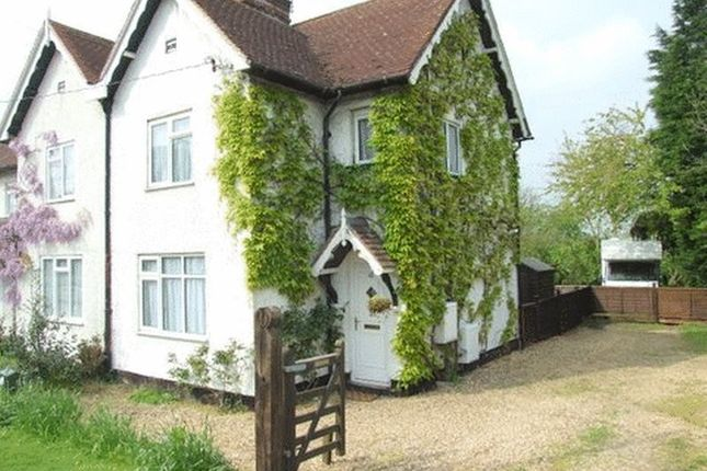 Thumbnail Semi-detached house to rent in Aston Clinton Road, Weston Turville, Aylesbury