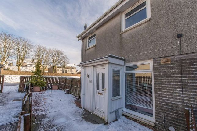 Thumbnail Terraced house for sale in Currieside Place, Shotts