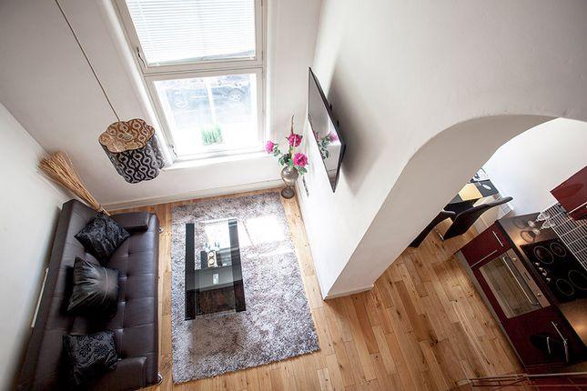 Thumbnail Flat to rent in Britannia Buildings, St Peters Street, Huddersfield