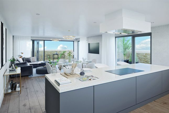 Thumbnail Flat for sale in St. Mark's Gate, St. Marks Road, Windsor, Berkshire