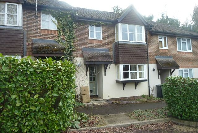 Thumbnail Terraced house to rent in Newfield Road, Liss