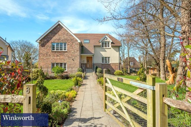 Thumbnail Detached house for sale in Elm Close, Hove, East Sussex
