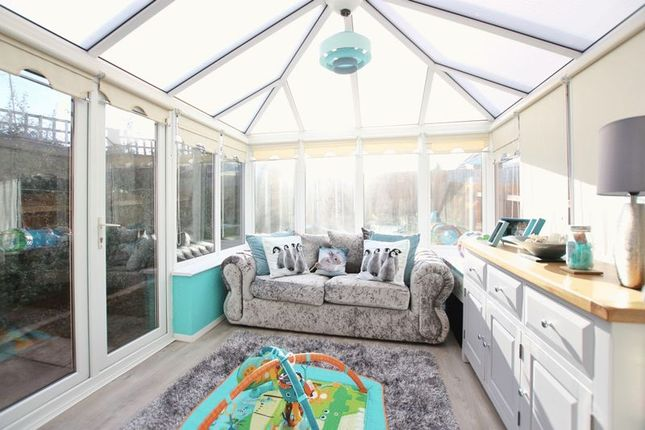 Conservatory of St Peters Road, Rock Ferry, Wirral CH42