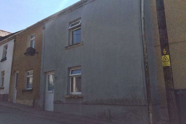 Thumbnail Terraced house for sale in Merthyr Road, Glynneath, West Glamorgan