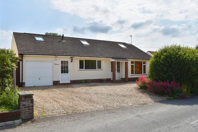 Thumbnail Detached bungalow for sale in Jubilee Terrace, Comeytrowe Road, Trull, Taunton