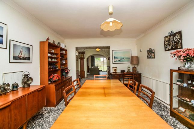 Dining Area of Victoria Road West, New Romney TN28