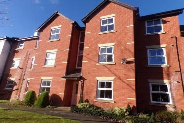 Thumbnail Flat to rent in Wharton Road, Winsford