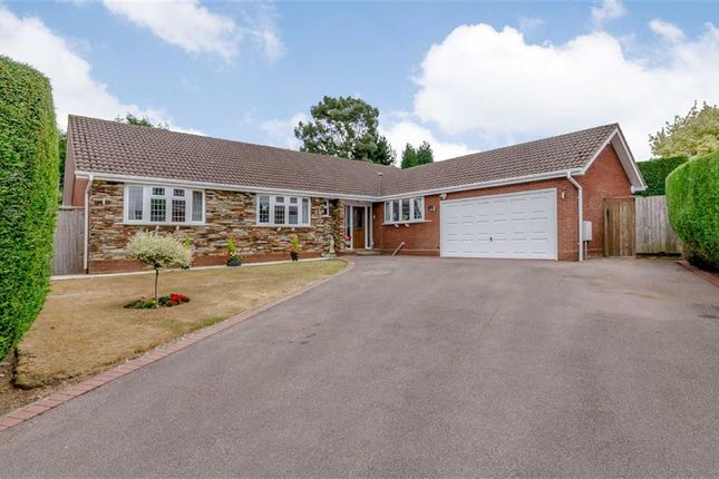 Thumbnail Detached house for sale in Barns Croft, Little Aston, Suttin Coldfield