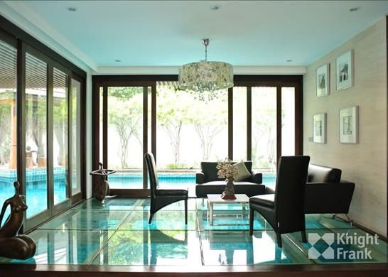 Luxury House At Resort In Town Asoke