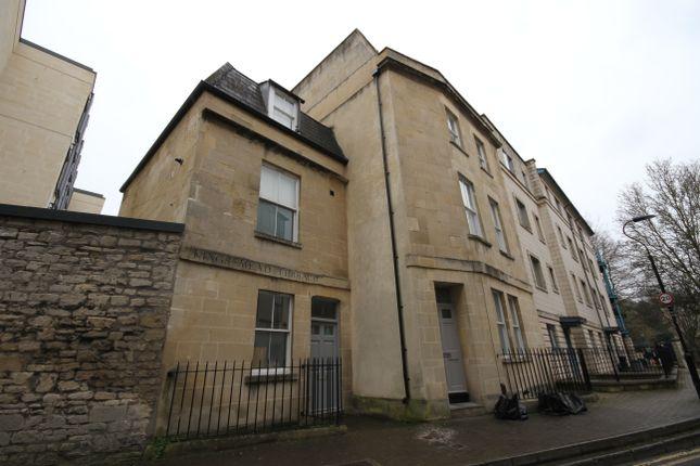 Thumbnail Commercial property for sale in Kingsmead Terrace, Bath