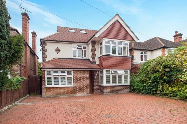 Thumbnail Property to rent in Hillmont Road, Hinchley Wood, Esher
