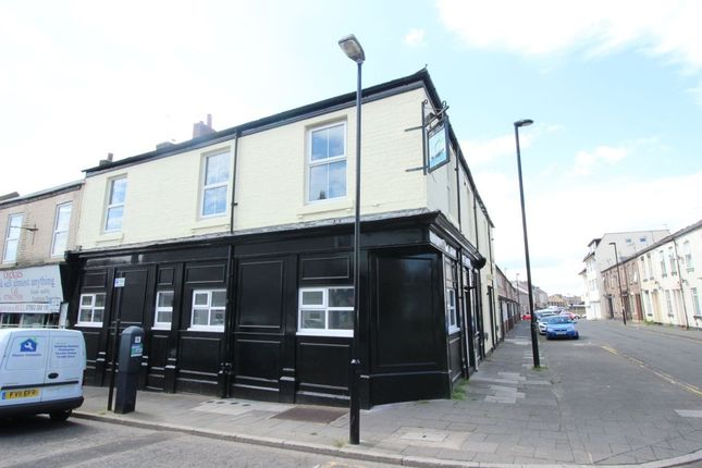 Thumbnail Flat for sale in The Fleet Rudyerd Street, North Shields