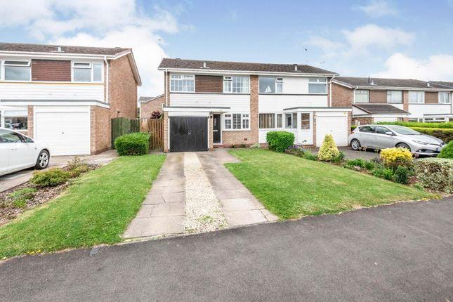 Thumbnail Semi-detached house for sale in Hartford Road, Bromsgrove