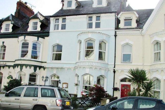 Thumbnail Hotel/guest house for sale in 6 Chaple Street, Llandudno