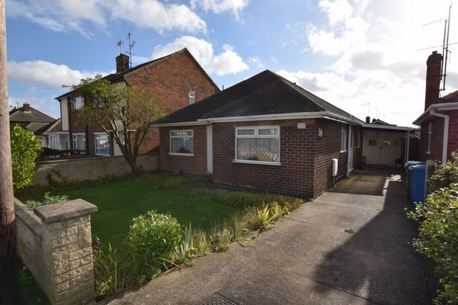 Thumbnail Bungalow for sale in Melbourne Street, Mansfield Woodhouse