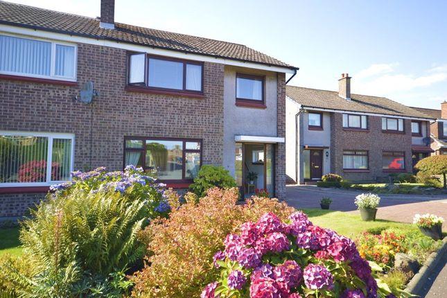 Thumbnail Semi-detached house for sale in Balcomie Road, Kirkcaldy