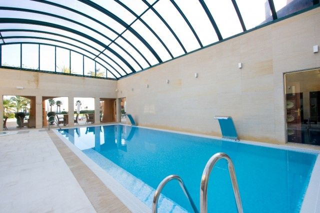 Indoor Pool of Spain, Málaga, Estepona, New Golden Mile
