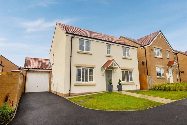 Thumbnail Detached house for sale in Glanville Drive, Houghton Le Spring, Tyne And Wear