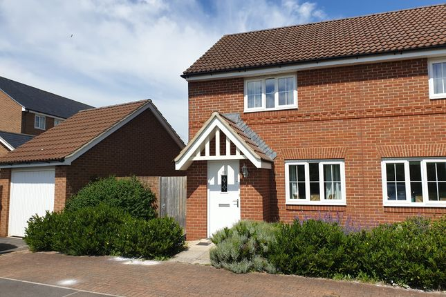 2 bed semi-detached house to rent in Diamond Jubilee Close, Glevum Court, Gloucester GL1
