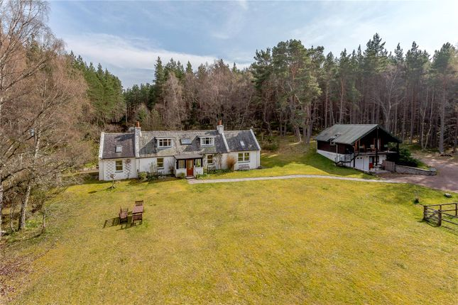 Thumbnail Detached house for sale in Kingussie