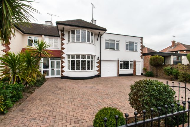 Thumbnail Semi-detached house for sale in Woodgrange Drive, Southend-On-Sea