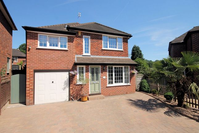 Thumbnail Property for sale in Grove Park, Knutsford